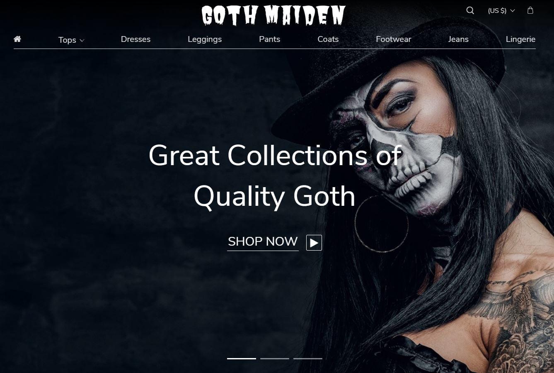 GothMaiden.com