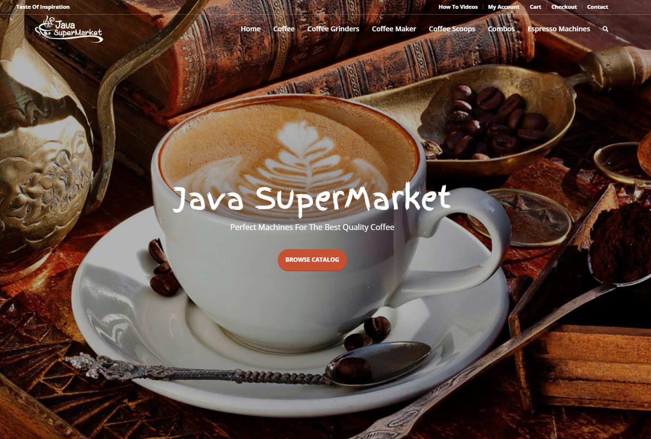JavaSupermarket.com